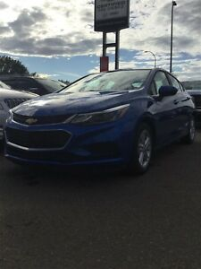 2016 Chevrolet Cruze LT *Moonroof* *Remote Start* 1053KMs