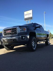 2014 GMC Sierra 1500 SLT *Lift* *Tires* *Roof* *Nav*