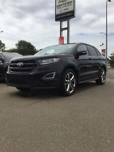 2015 Ford Edge Sport V6 *Cooled Seats* *Dual Roof*