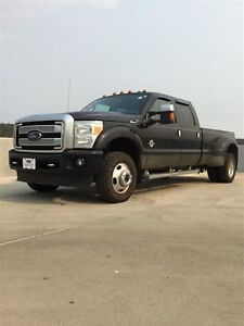 2016 Ford F-350 Platinum 6.7L Dually *Loaded* *Duratracs*