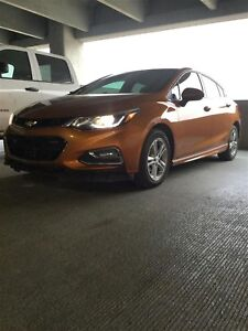 2017 Chevrolet Cruze LT Manual RS Hatchback *Heated Seats*
