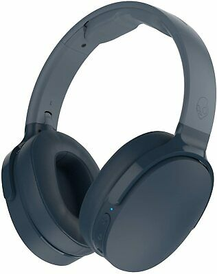 SKULLCANDY BLUETOOTH HEADPHONES HESH 3 WIRELESS-BLUE Grade(C)