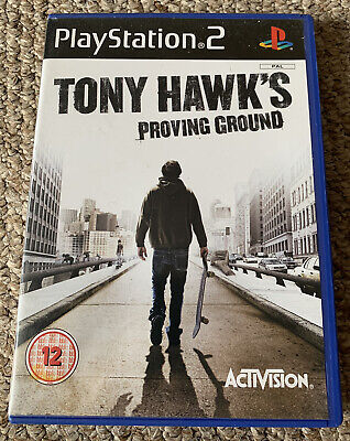 Tony Hawk's Proving Ground Playstation 2