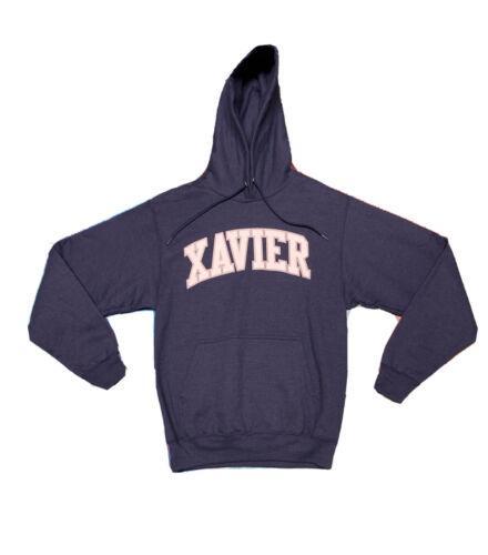 Women s Xavier Musketeers Pullover Sweatshirt Hoodie Size Small NEW - $9.50