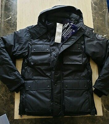BNWT mens CANADA GOOSE X JUNYA WATANABE down coat jacket size L RRP £915..