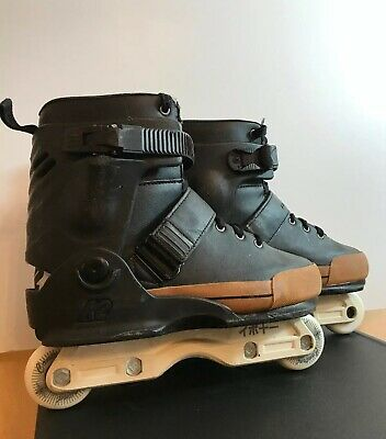 K2 Front Street Mens Size 10 Skates Aggressive Freestyle 64 MM Ground Control