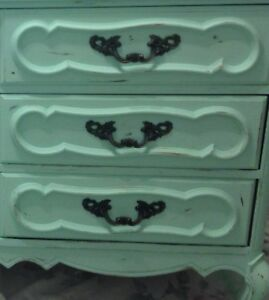 Six Gorgeous Antique Drawer Pulls