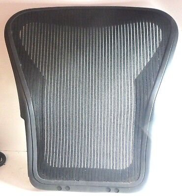 Herman Miller Chair Replacement Back Part Size B Blue Gray