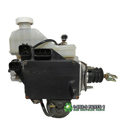 ABS PUMP MASTER CYLINDER BOOSTER ASSEMBLY ACTUATOR MITSUBISHI MONTERO # L327F23