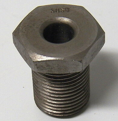.3858 Threaded Drill Bushing - Aircraft Sheet Metal Tools