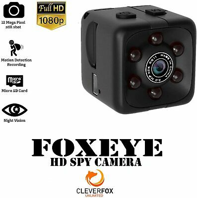 Mini Spy Camera - Wireless 1080P Hidden Camera- Portable Small HD Nanny Cam L@@K