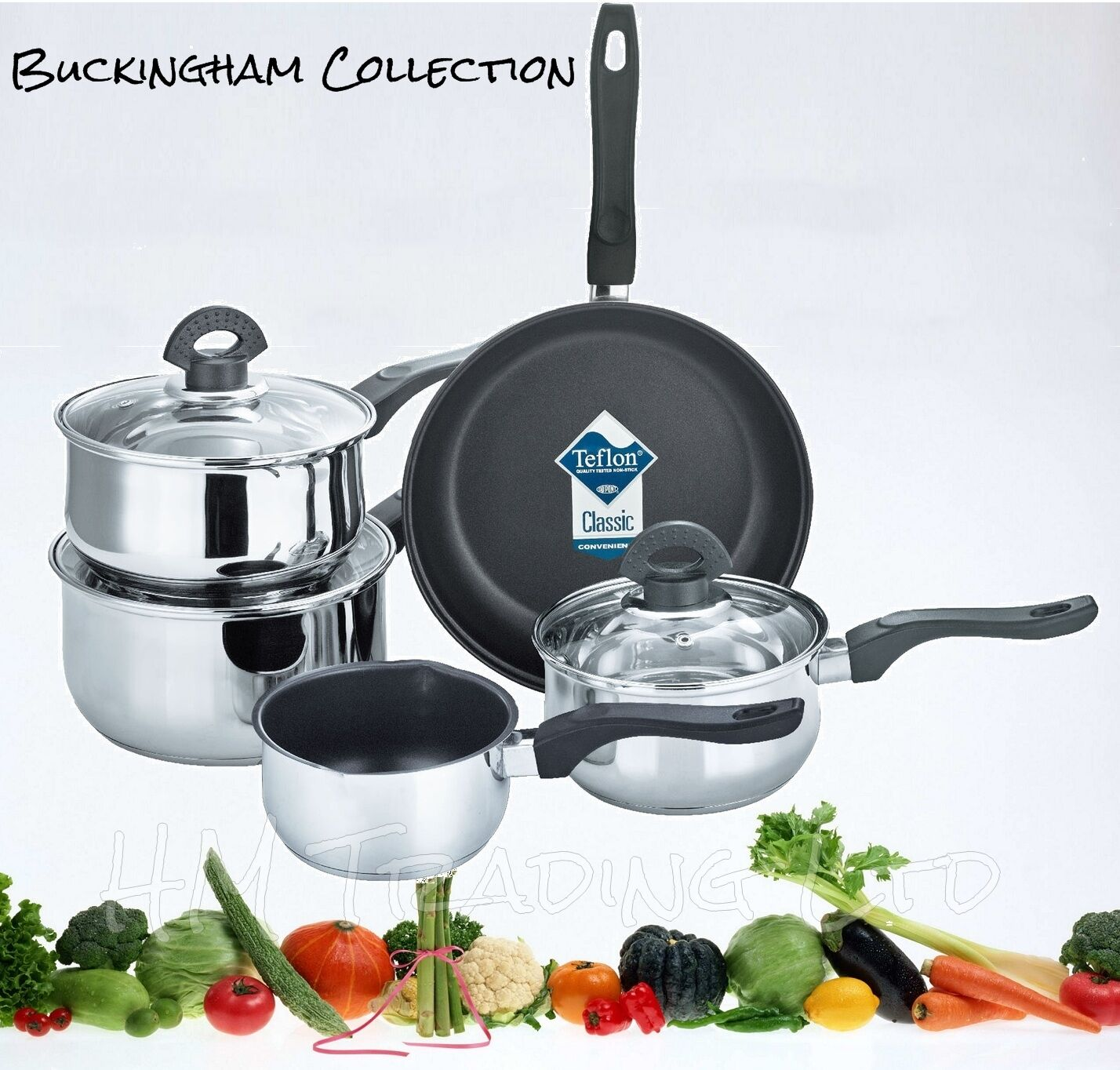 induction saucepan non stick frying pan casserole. Black Bedroom Furniture Sets. Home Design Ideas