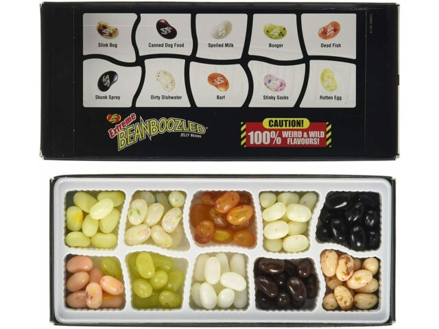 Jelly Belly Bean Boozled Extreme Jelly Beans Vegetarian 125 g