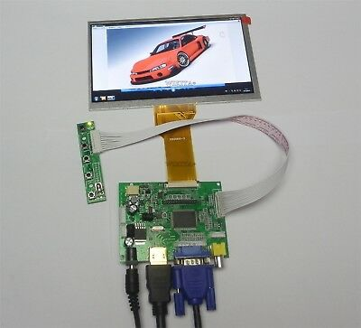 At070tn93 800480 Lcd Display Hdmivga2avrear View Monitors7inch Ow