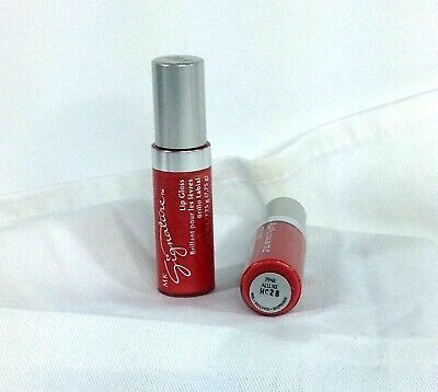 Mary Kay Signature Lip Gloss Lot of 2 PINK ALLURE new without box Free Shipping