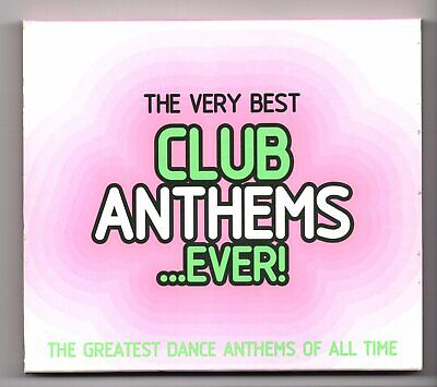 (IX554) The Very Best Club Anthems... Ever!, 43 tracks - 2003 double