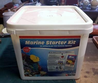 NEW Red Sea Marine Starter Pack for Salt Water Aquarium Fishtank