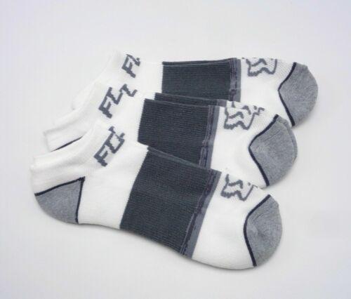 Fox Racing Tech No Show Socks 3 Pack Men
