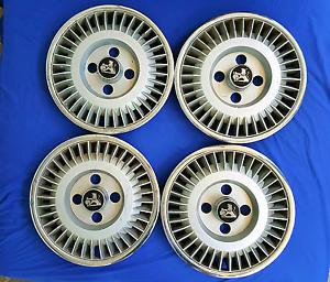 "4 original Holden 13"" hub caps with ""GEMINI"" badge Brunswick East Moreland Area Preview"