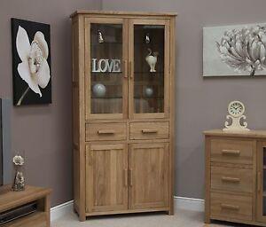 Boston-display-cabinet-dresser-library-unit-solid-oak-furniture