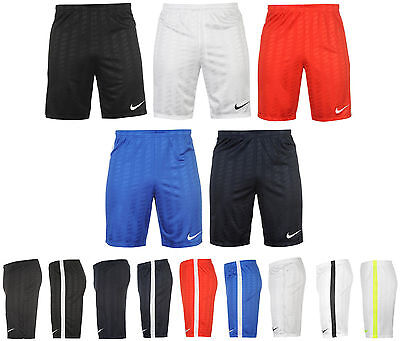 Nike Shorts Weiß ( ✅ NIKE Academy Herren kurze Hose Sport Fussball Fitness Trainings Bade Shorts)