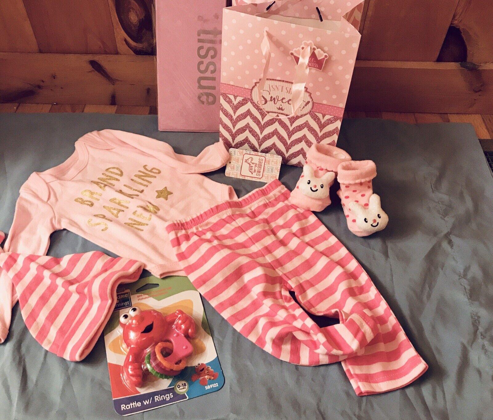 Baby Girl Gift Baby Gift Basket Baby Gift Set Benefits Chari