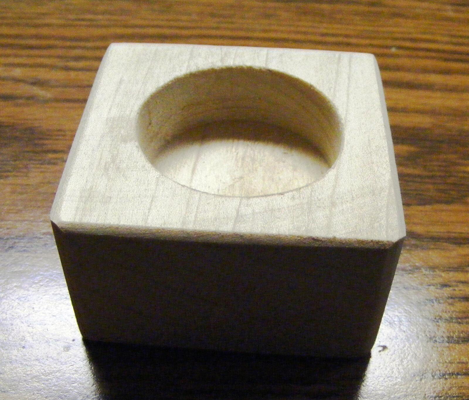 Wood Desk Riser / Bed Lifter / Bed Riser Set Of 4 Made in US