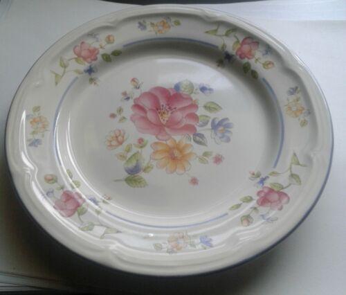 "International  China Tableworks Salad Plate # 047 High  Summer 7-3/4"" Vintage"