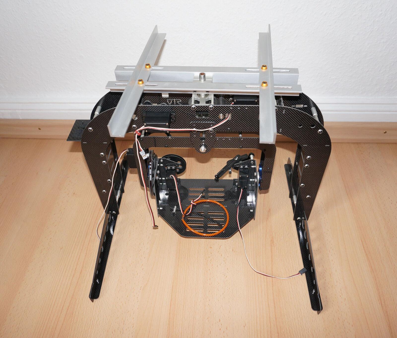 Profi Gimbal für Spiegelreflex-Kamera, DSLR .. für Drohnen, Heli