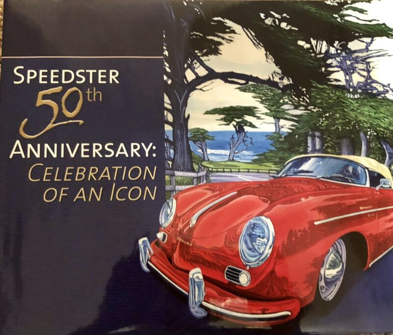 Speedster 50th Anniversary: Celebration Of An Icon