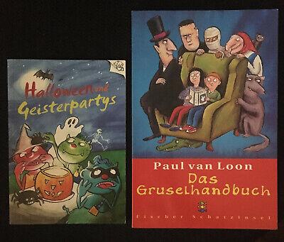 HALLOWEEN Party : Geisterpartys / Das Grusel-Handbuch * Ideen * Geister * Hexen