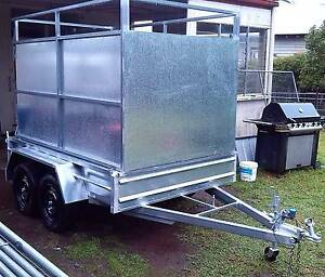 10x6 Tandem with stock crate Terang Corangamite Area Preview