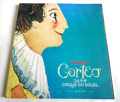 CIRQUE DU SOLEIL Corteo 2009 JAPAN TOUR OFFICIAL PROGRAM BOOK