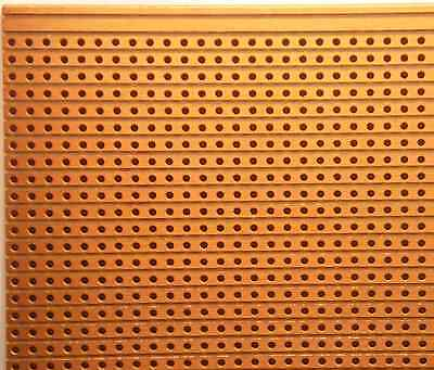 Strip Board - Stripboard - Pcb - Choice Of 110x93mm Or 94x53mm