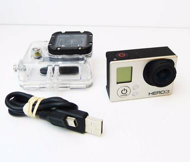 GoPro Hero3 | Silver Edition | VARIOUS ACCESSORIES | 203467 Browns Plains Logan Area Preview