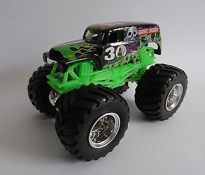 MATTEL® Hot Wheels® Monster Jam® Grave Digger in 1:64