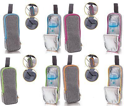 DIAGO DELUXE Isoliertasche für Flaschen - bis zu 4 Stunden warm *NEU*