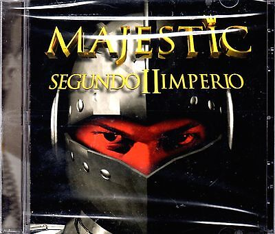 The Majestic 2  Eddie Dee   Tego Calderon  Nicky Jam  Ivy Queen  Mexicano   Cd