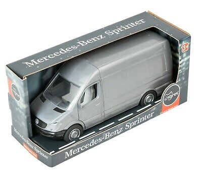 Licensed series of Mercedes-Benz Sprinter Van Collectible Toy Exclusive Model  comprar usado  Enviando para Brazil
