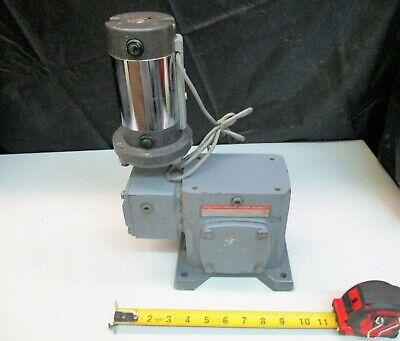 Boston Gear 300 Series Model 711 Reducer Ratiomotor Fwc318-2000-1