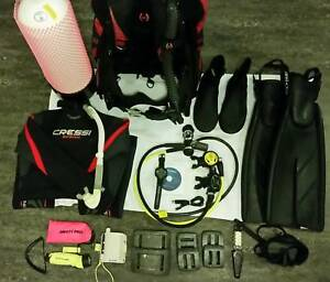 Scuba Dive Equipment in great condition Annandale Townsville City Preview