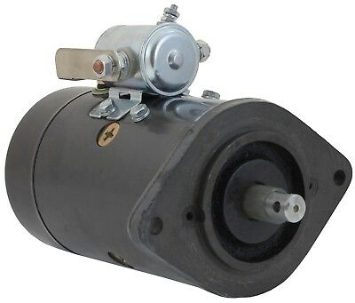 New Pump Motor For Hale Fire Truck Primer 46-235 46-2155 46-2244 Mcl6225