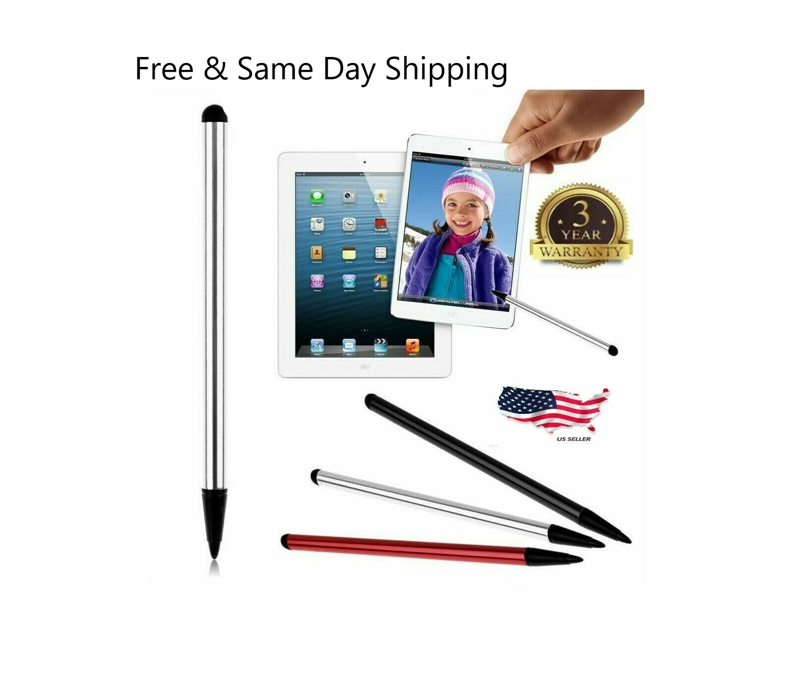 Capacitive Pen Touch Screen Stylus Pencil for Tablet iPad Ce