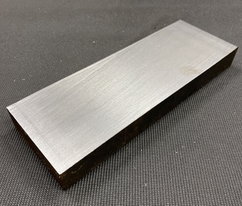 "3 1/16"" Thickness 4140 Steel Flat Bar - 3.0625"" x 8.6875"" x 1"" Length"