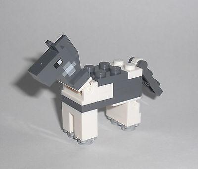 rd (21135) - Figur Minifig Horse Tier Steve Animal 21135 (Minecraft Pferd Spielzeug)