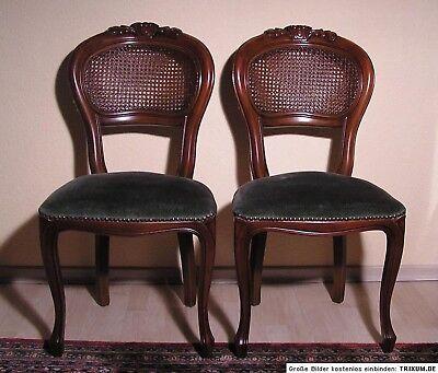 Ein Paar Stühle im Viktorianischen Stil der Extraklasse