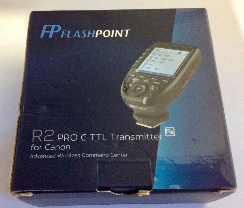 fp flashpoint R2 Pro C Ttl Transmitter For Cannon