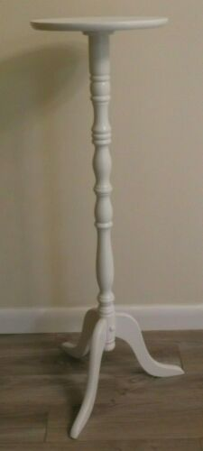"ANTIQUE STYLE ""SHABBY CHIC"" PLANT STAND"