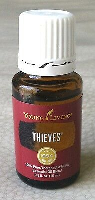 Young Living Essential Oils   Thieves   15 Ml New