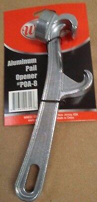 Aluminum Bucket Pail OPENER - Restaurant Cafe Home Use Heavy Duty Paint Pickle